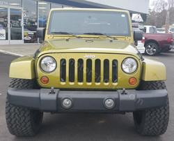 Jeep Wrangler Unlimited Sahara7