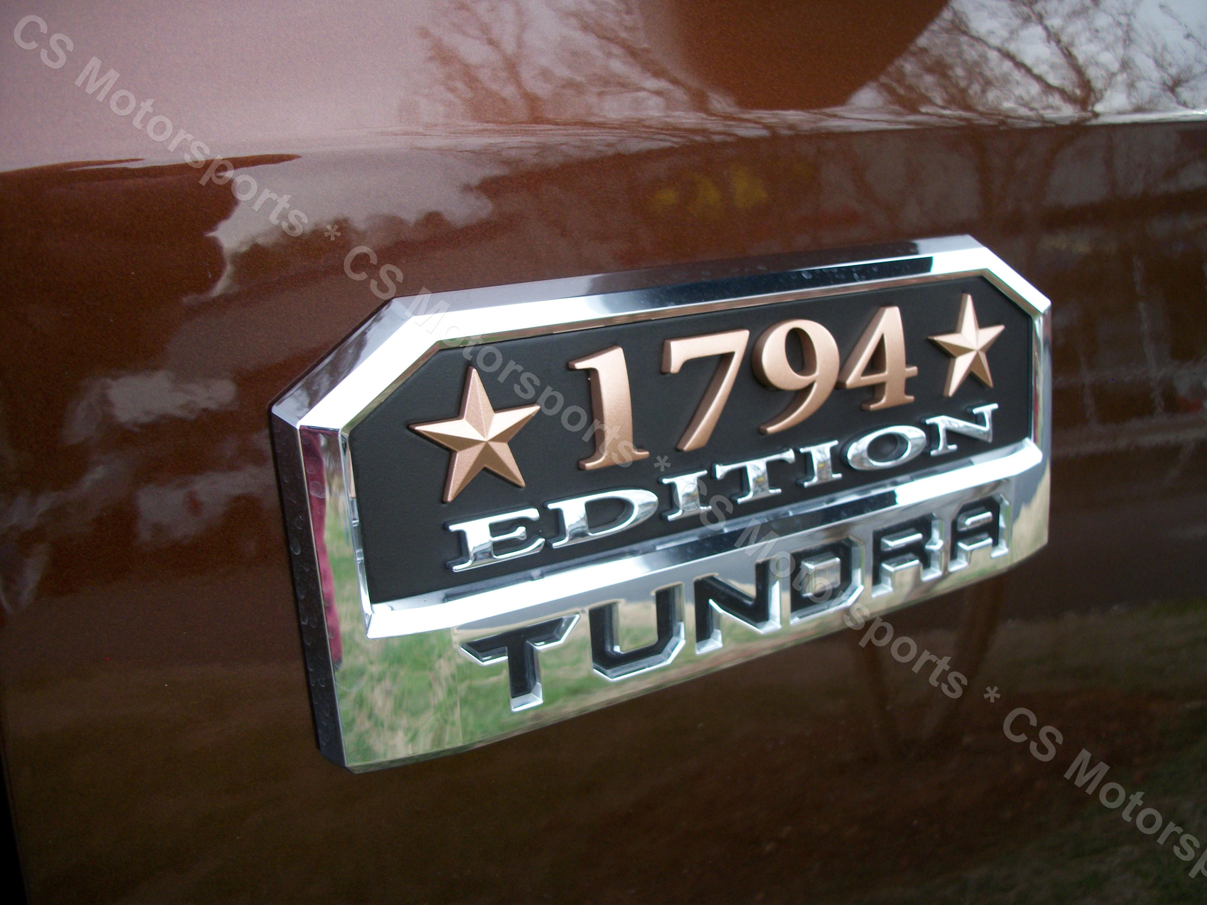 2014 Toyota Tundra 1794 Ed. (890)