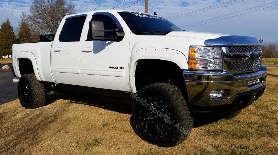 2014 Chevy Silverado 2500 HD (870)