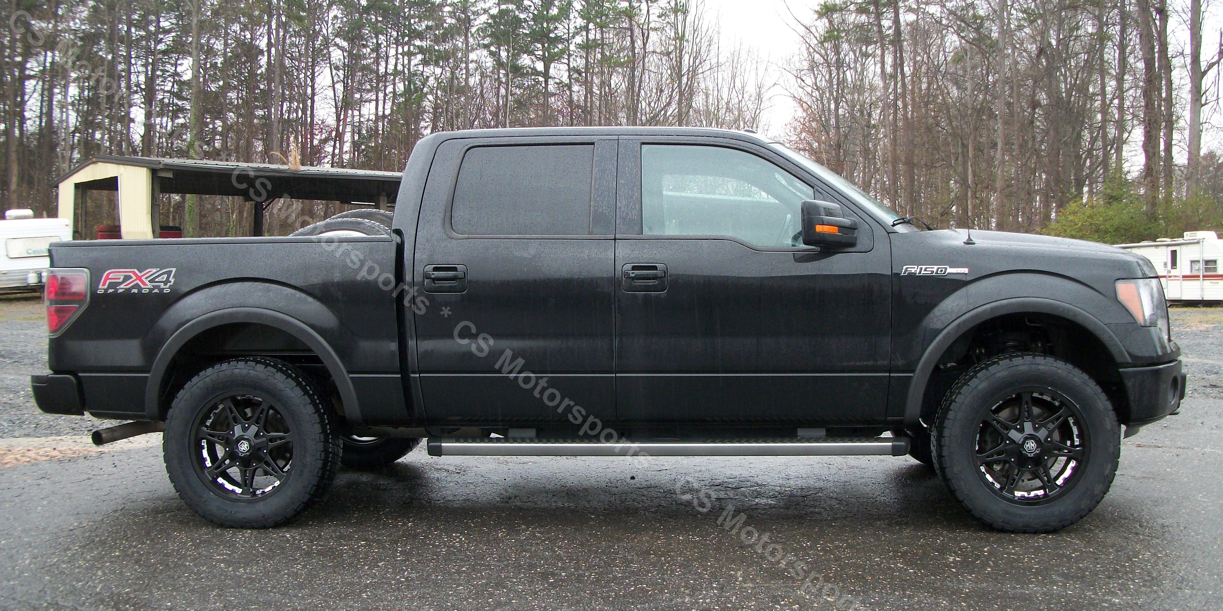 2012 Ford F-150 FX4 Off-Road