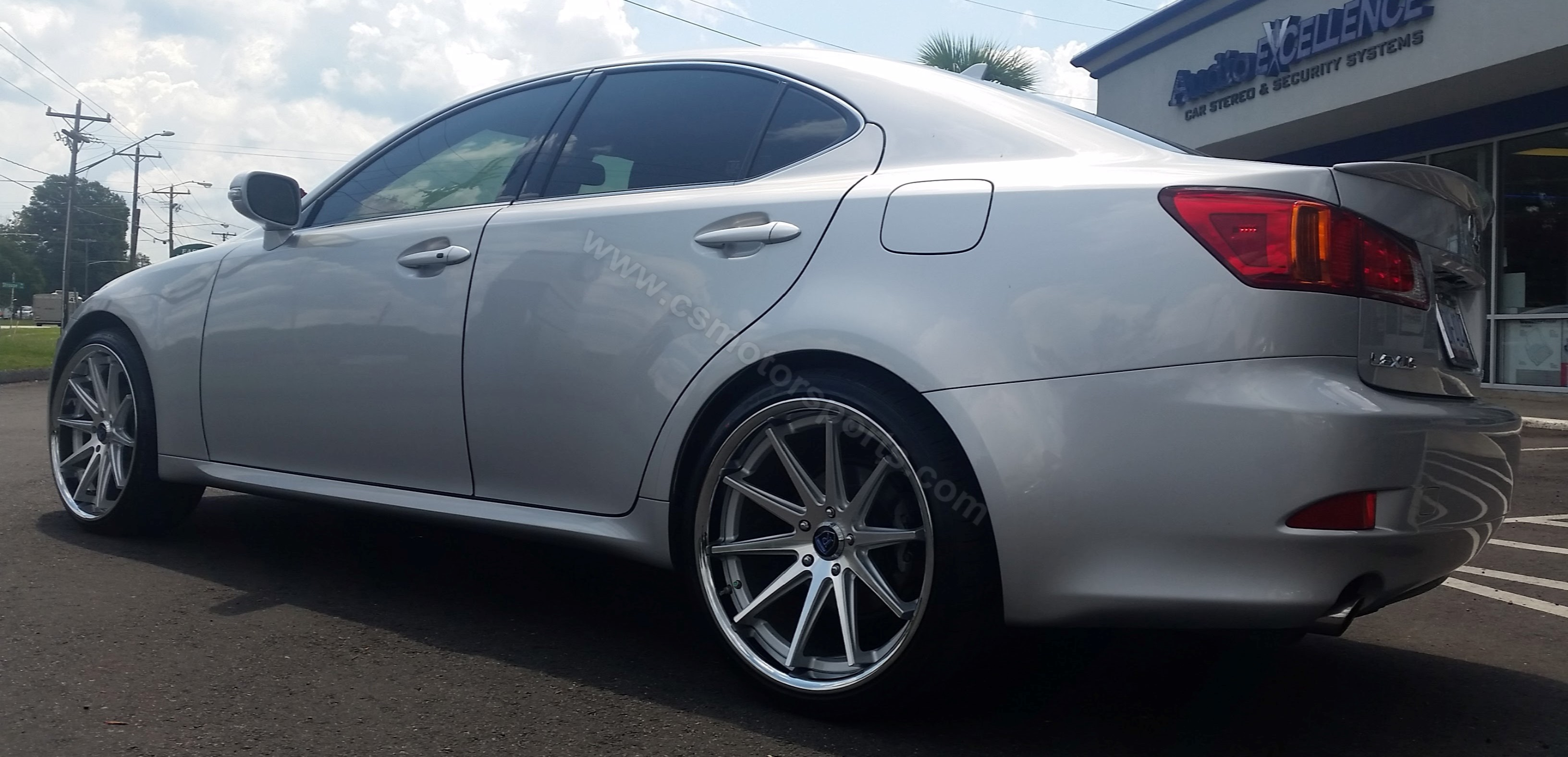 2010 Lexus IS250