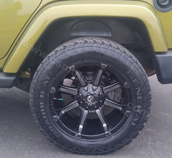 Jeep Wrangler Unlimited Sahara4a