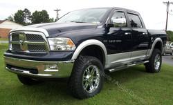 2012 RAM 1500 lift wheels toyo tires 002a