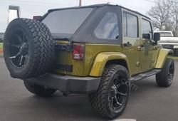 Jeep Wrangler Unlimited Sahara6