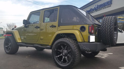 Jeep Wrangler Unlimited Sahara5
