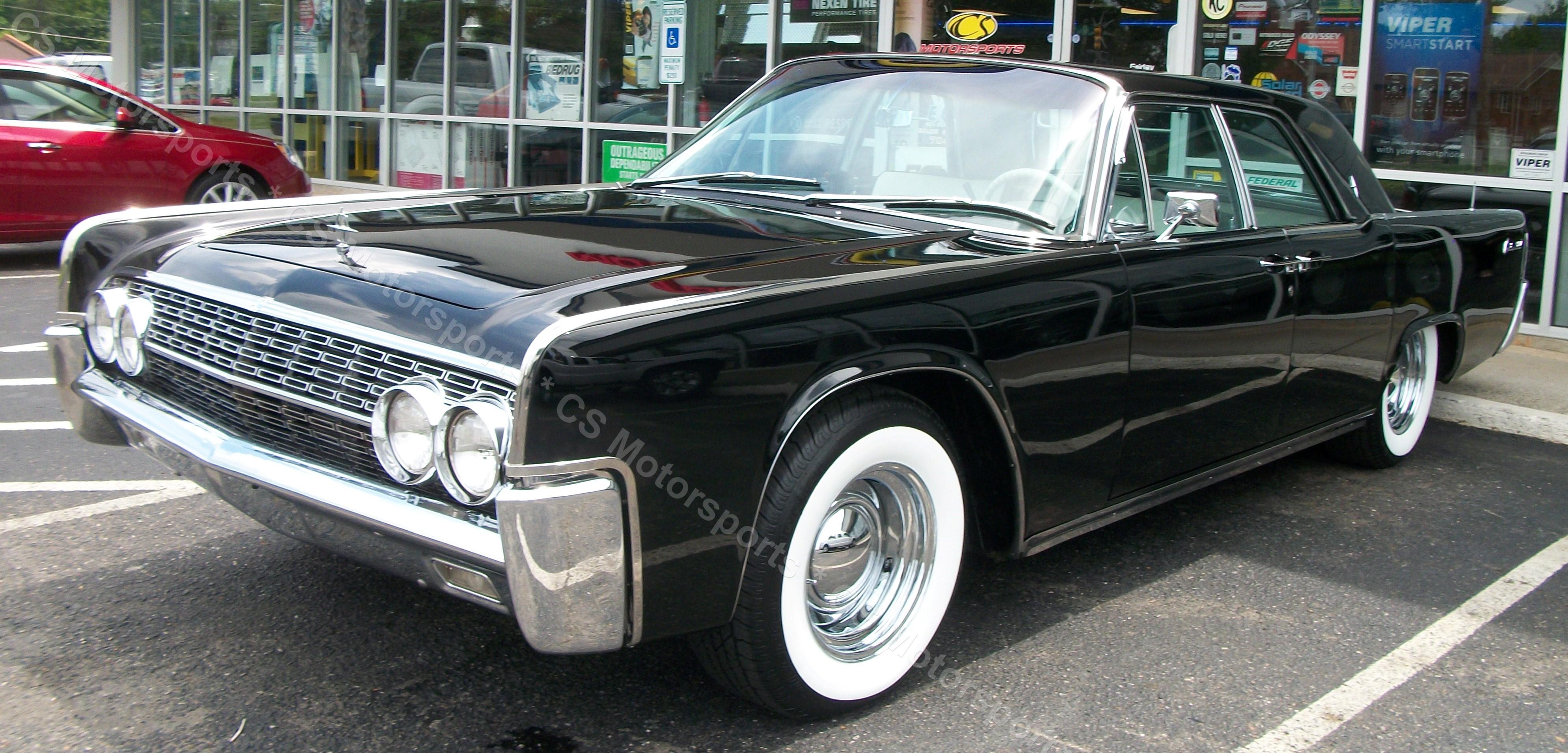 1962 Lincoln (1)