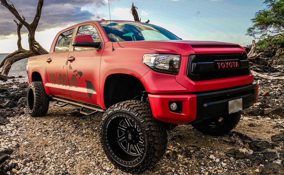 Fuel FF07 Toyota Tundra