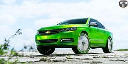 S713 DIRAGIO Chrome 26x9 26x10 - Chevy Impala