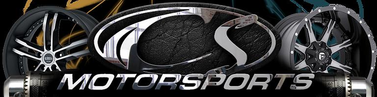 CS Motorsports logo
