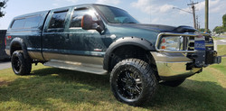 2005 Ford F-250 SD King Ranch (929)
