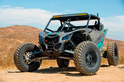 XD Series by KMC XS827 RS3 - 2017 Can-Am Maveriack X3
