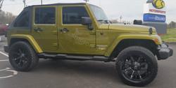 Jeep Wrangler Unlimited Sahara4
