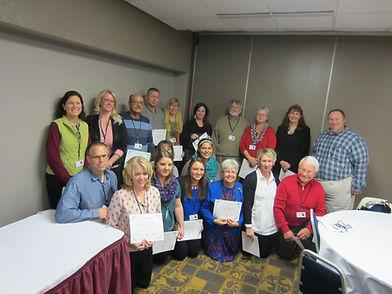 Marinette CASA Program group photo