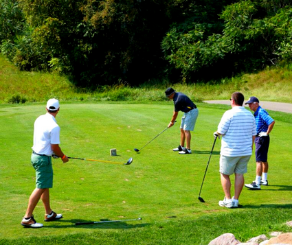 Classic for Kids Golf Outing
