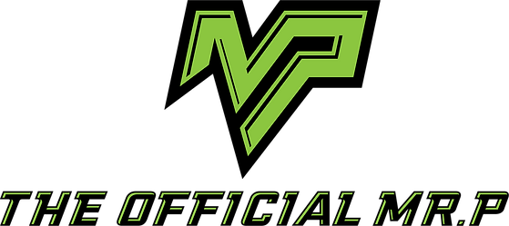 Logo for YouTuber The Official Mr. P