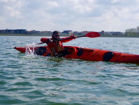Start To Sea Kayak