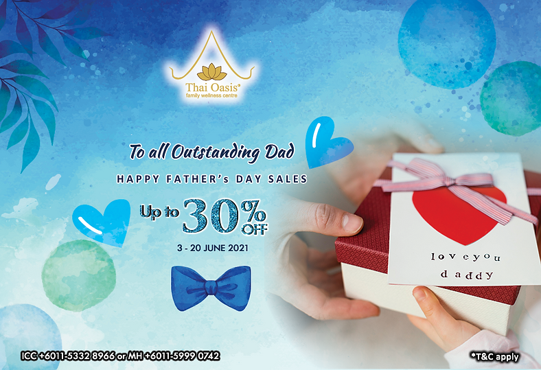 Fathers Day Promotion