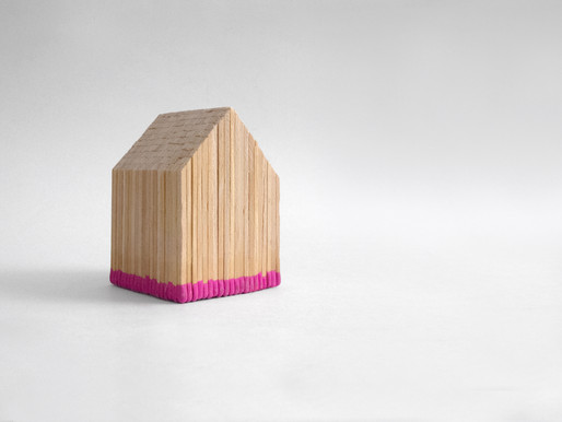 Matchstick Home (stage one)