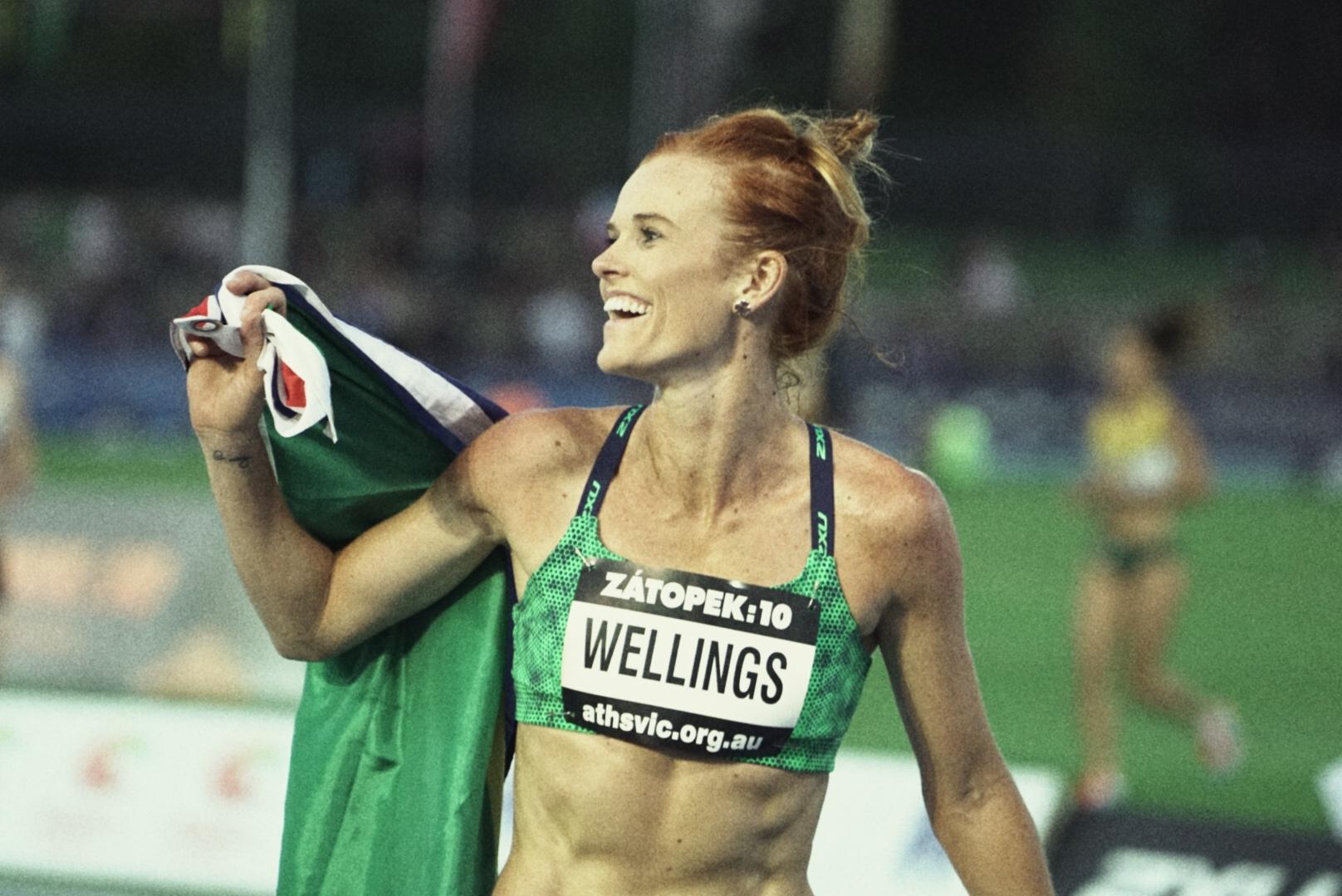 Eloise Wellings Rio Olympics