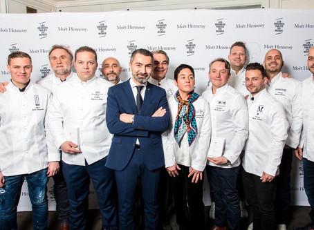 Chef Nick Bril, The Jane, joins Les Grandes Tables Du Monde!