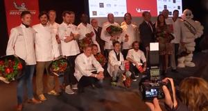 Michelin Awards Belgium November 2017