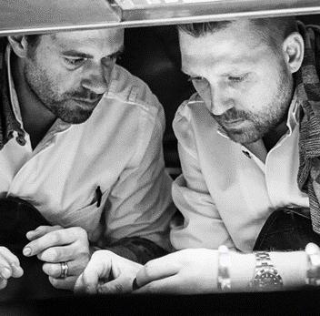 Sergio Herman & Nick Bril