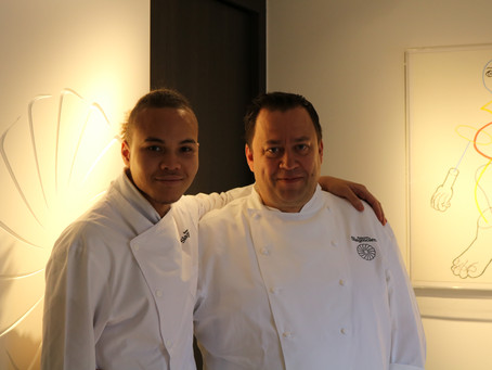 Master Talent Foundation partners shine @Gault&Millau 2020
