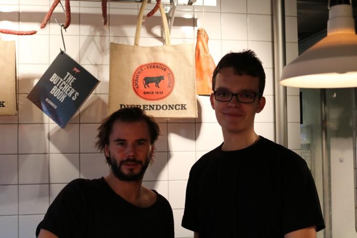 Anthony Snoeck & Seppe Meeus