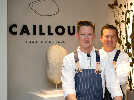 Welcome to the Master Talent Community: Chef Sander Van De Walle - Restaurant Caillou