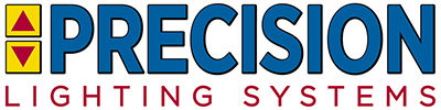 Precision Lighting Systems logo 100x400.