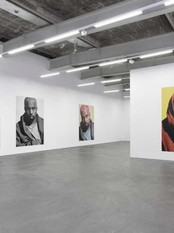 Heji Shin exhibition in der Kunsthalle Zürich
