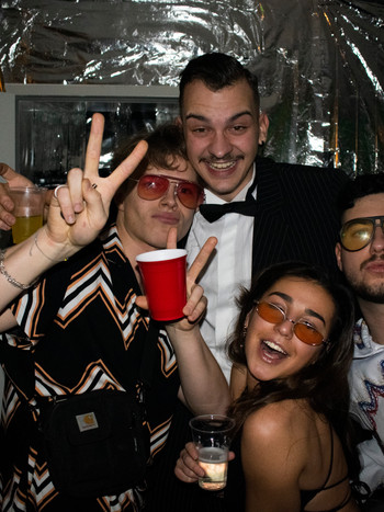 wildest Private NYE Party