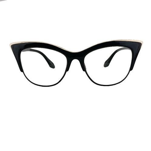 Mz. Fancy Black Frame