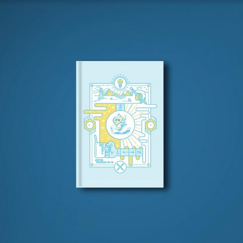 封面插畫設計