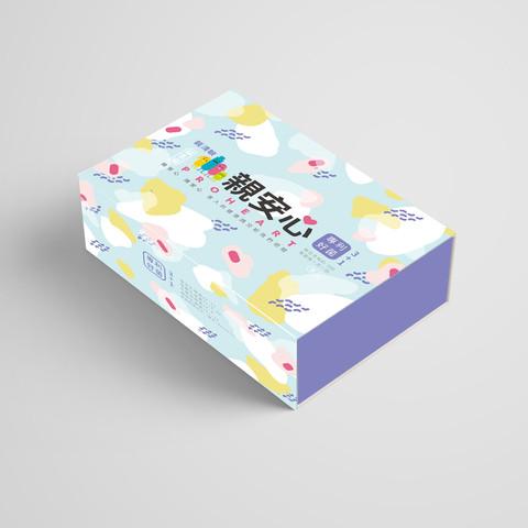 親安心 益生菌  包裝設計