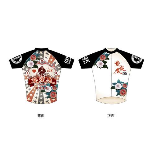 自行車 隊服設計