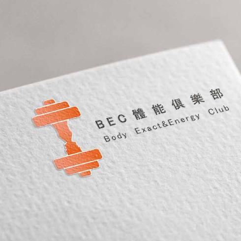 BEC體能俱樂部 商標設計