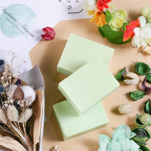 手工皂 產品情境照