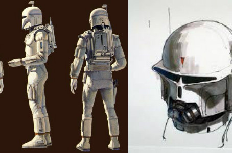 Previs and The Road to Iconic Characters - A Short Star-Wars Case-Study