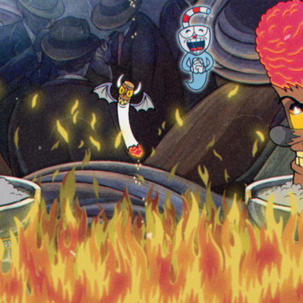 Cuphead : From Frame to Game
