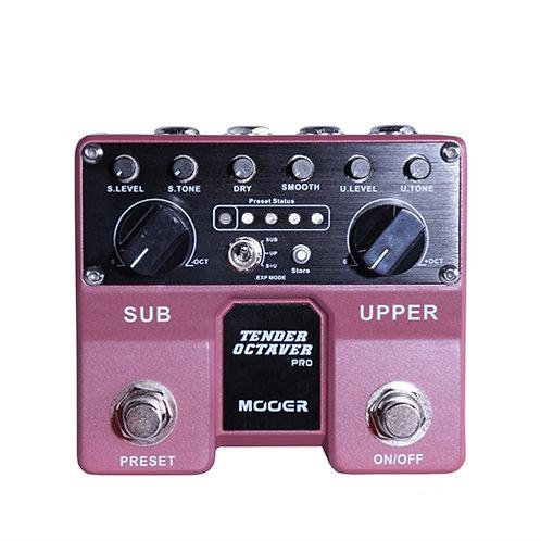 MOOER - Tender Octaver Pro