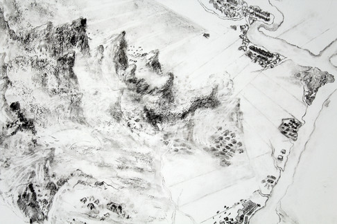 "A State of Obscurity (""Kaartje van Tamsuy en omleggende dorpen, zoo mede het eilandje Kelang"" & ""Kaart van Formosa"")"
