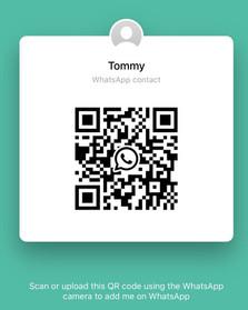 Tommy Whatsapp QR Code