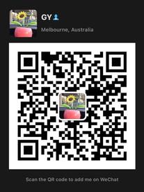 Gary Wechat QR Code