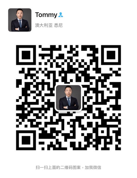 Tommy Wechat QR Code