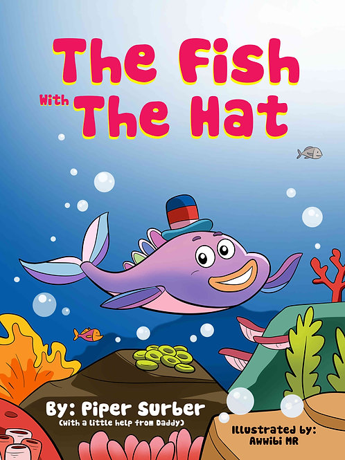The Fish With The Hat  -ibooks