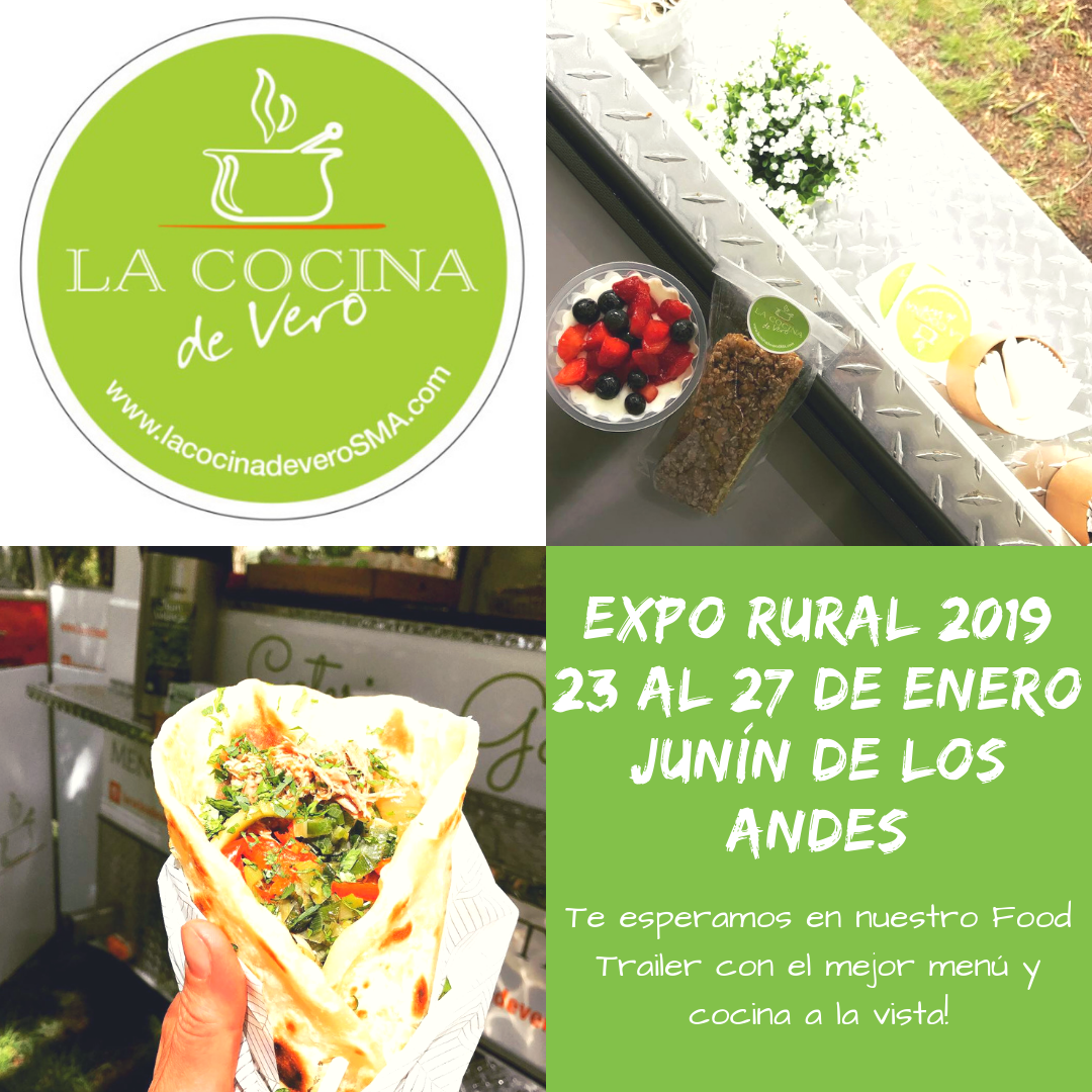 Rural Junin de los Andes food truck
