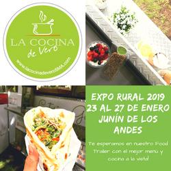 Rural Junin de los Andes food truck