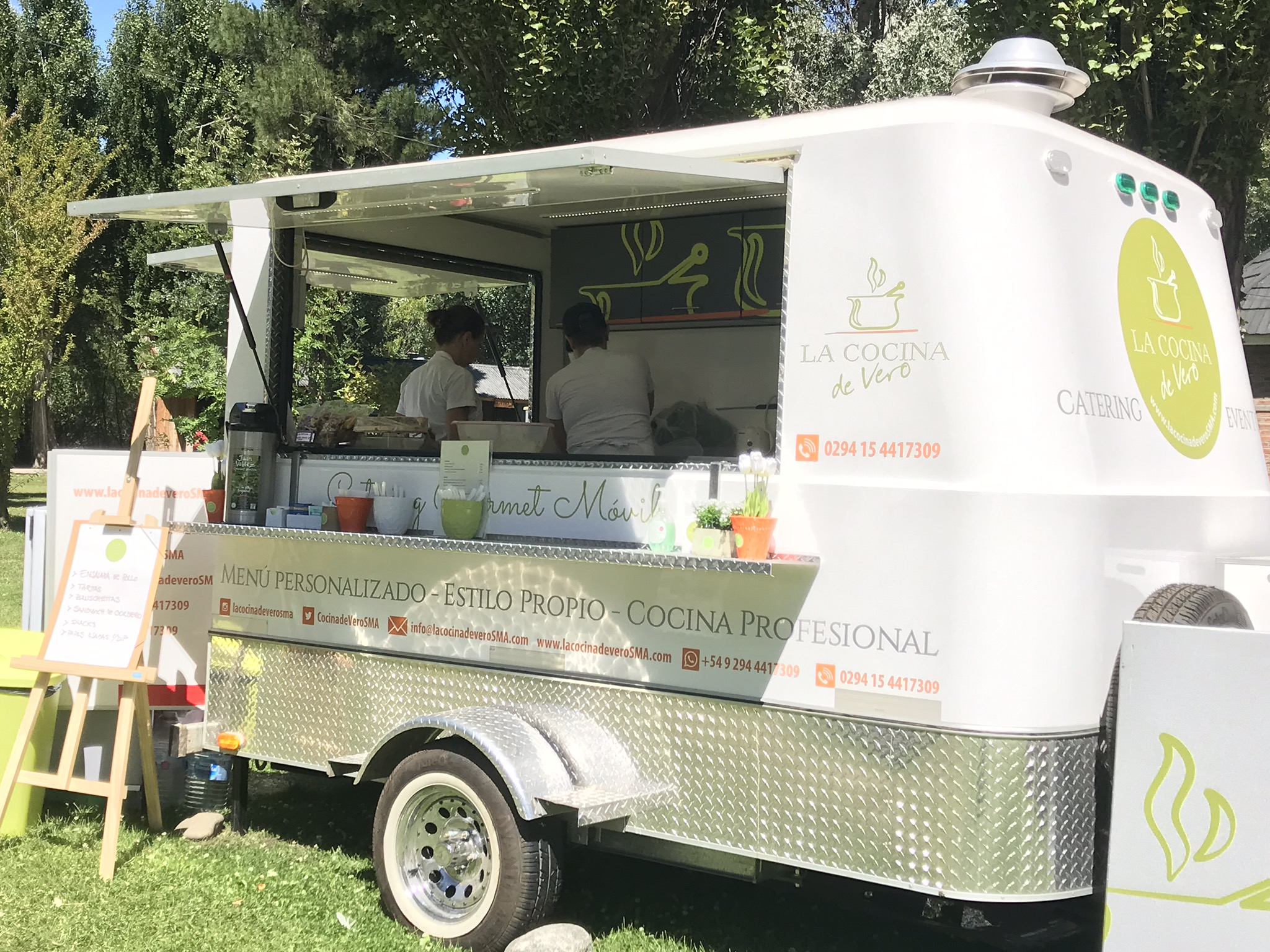 Food truck para Catering y Eventos