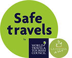 Safe Travel Stamp